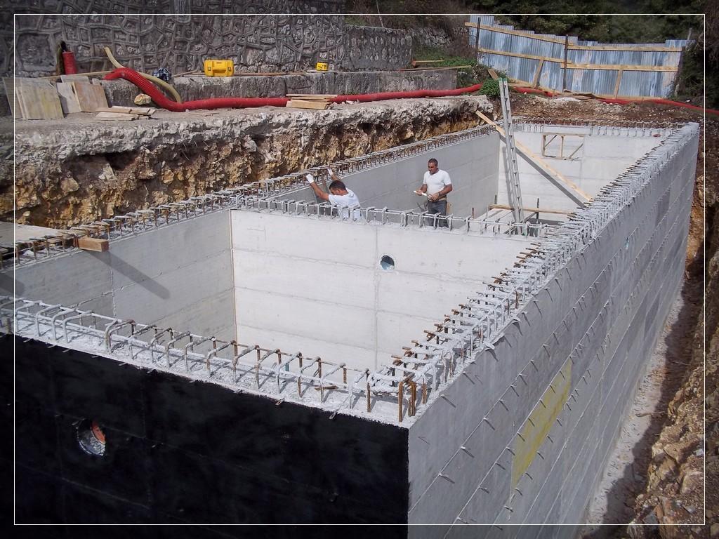 Strutture in cemento armato Costruzioni Franco Viglianti